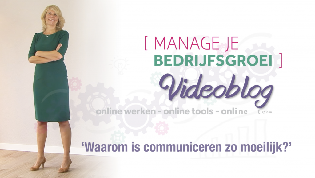 Studio Pilon - videoblog Manage je Bedrijfsgroei