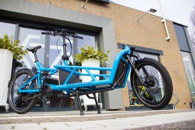 Studio Pilon - Riese & Muller transportfiets