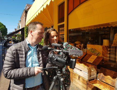 Met de camera op pad voor Studio Pilon