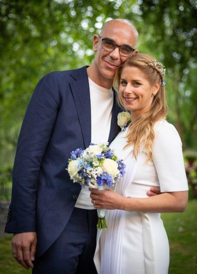 Studio Pilon - bruiloftsfotografie