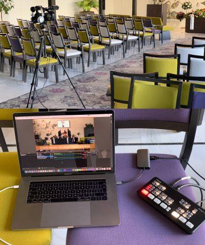 Studio Pilon - live uitvaartplechtigheid