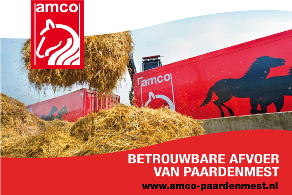 AMCO paardenmest